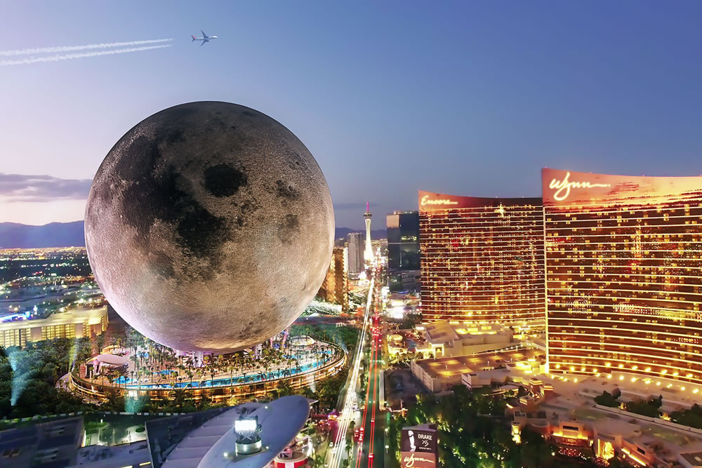 Moon World Resorts, Las Vegas