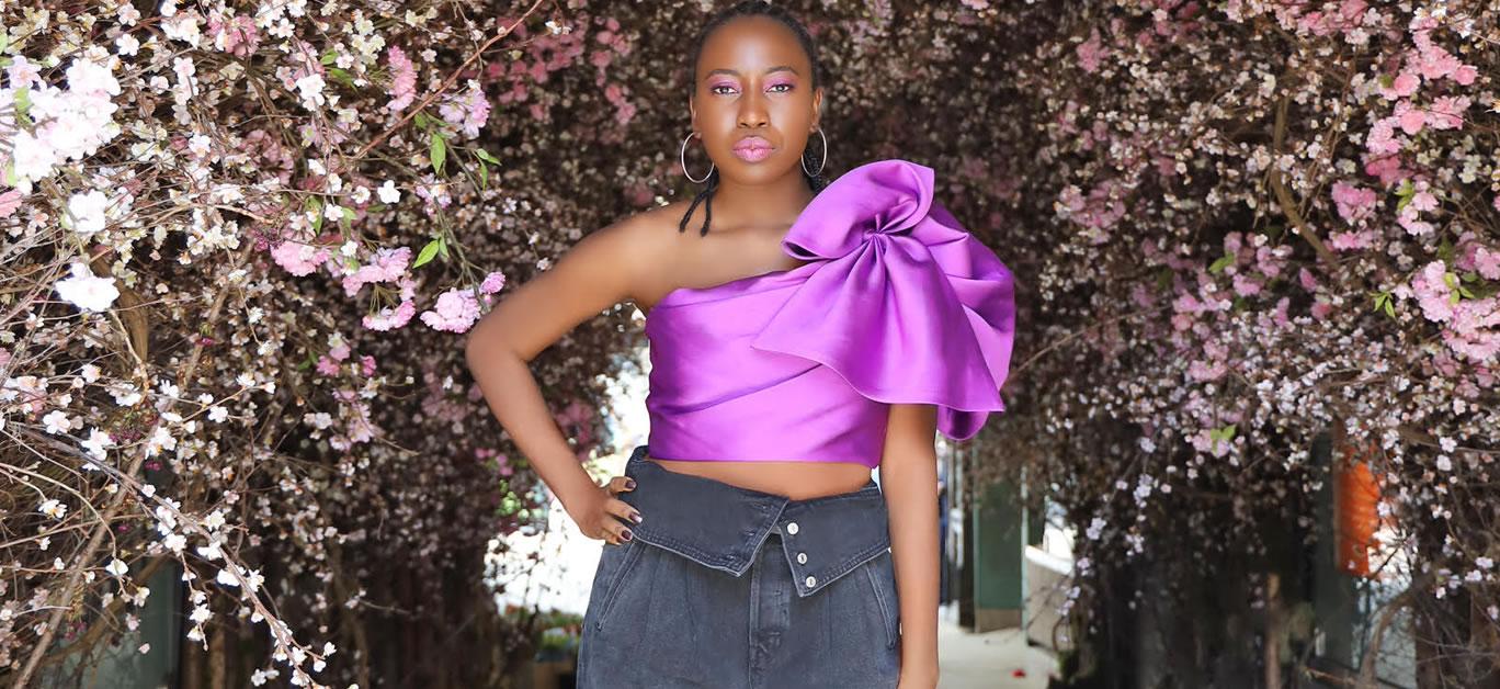 Sope Ogunjobi, luxury fashion, beauty and lifestyle influencer