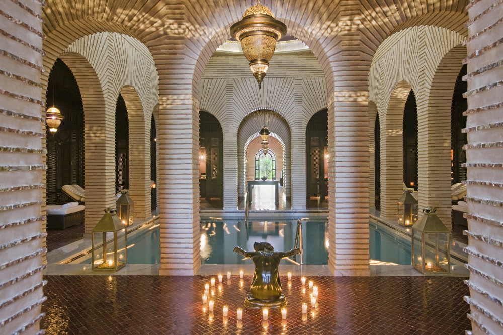 Chenot Spa at Selman Marrakech
