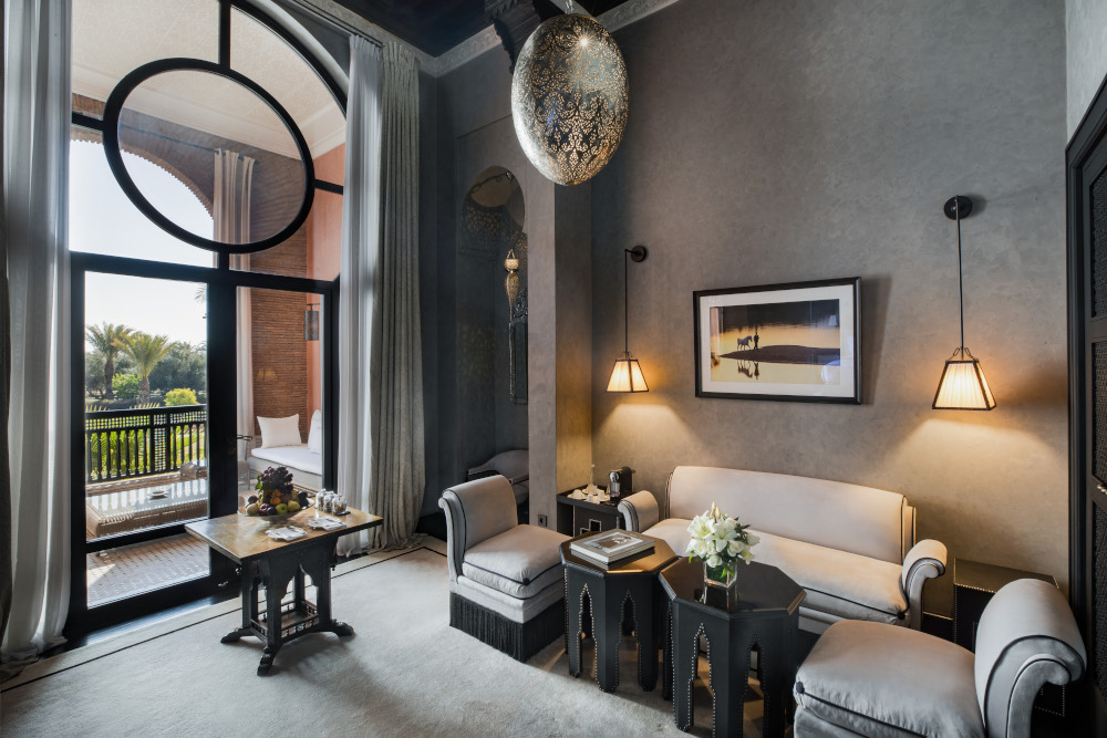 Suite at the Selman Marrakech