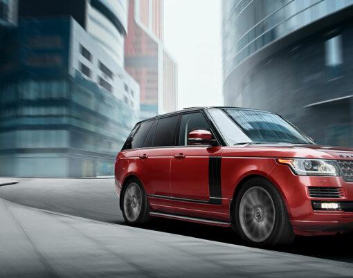 Premium car Land Rover Range Rover