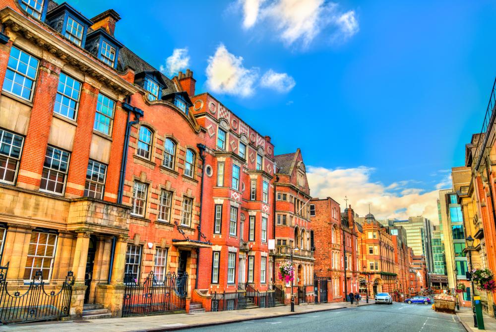 Architecture of Birmingham