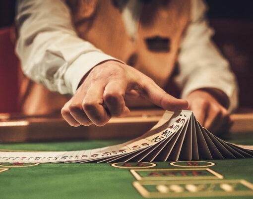 casino setting