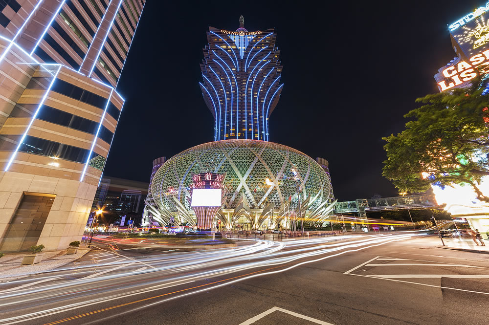 SIM Grand Lisboa Casino, Macau