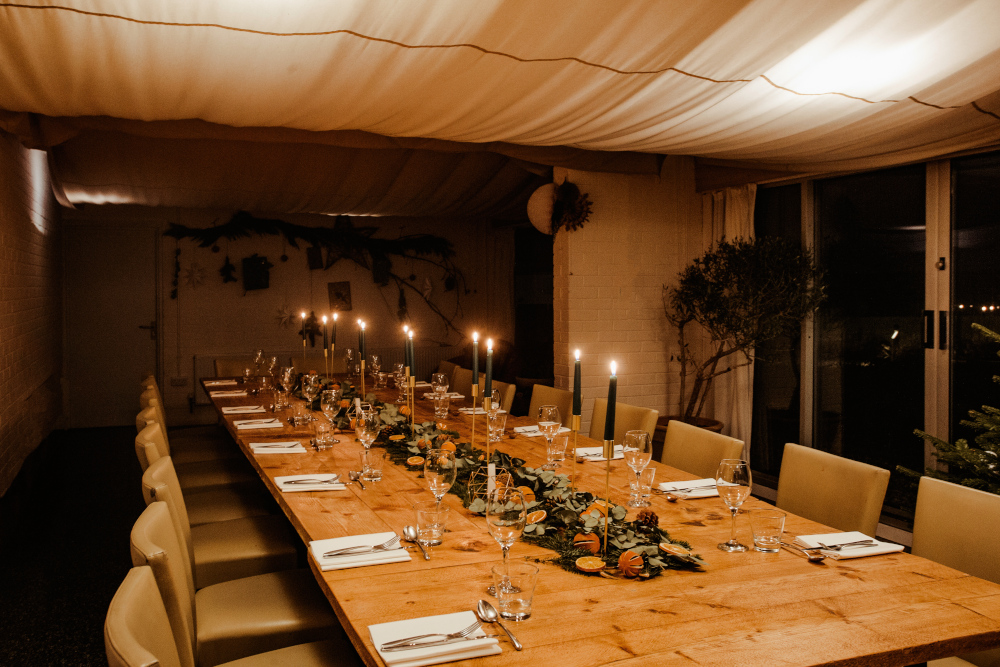 Christmas at Bedruthan Hotel & Spa
