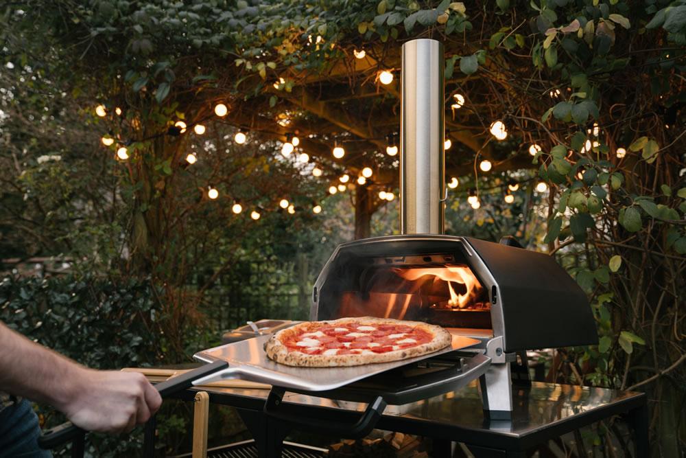 The Ooni Karu 16 Multi-Fuel Pizza Oven