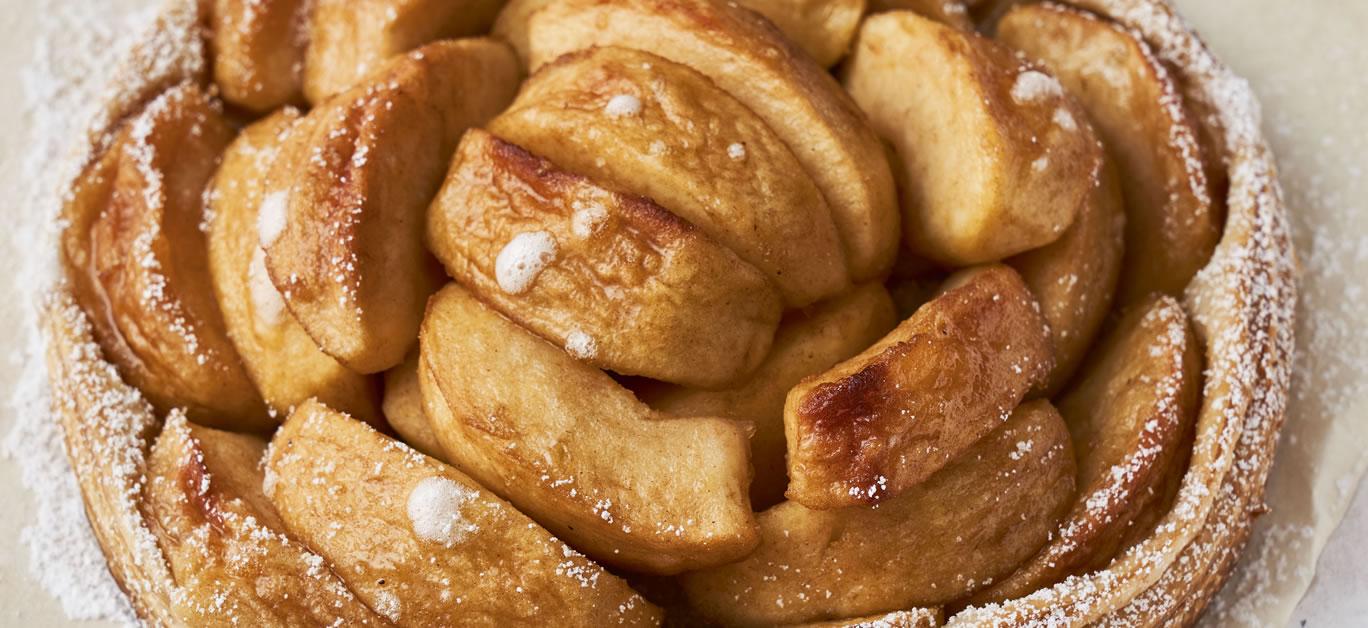 Raymond Blanc's mouthwatering tarte boulangère