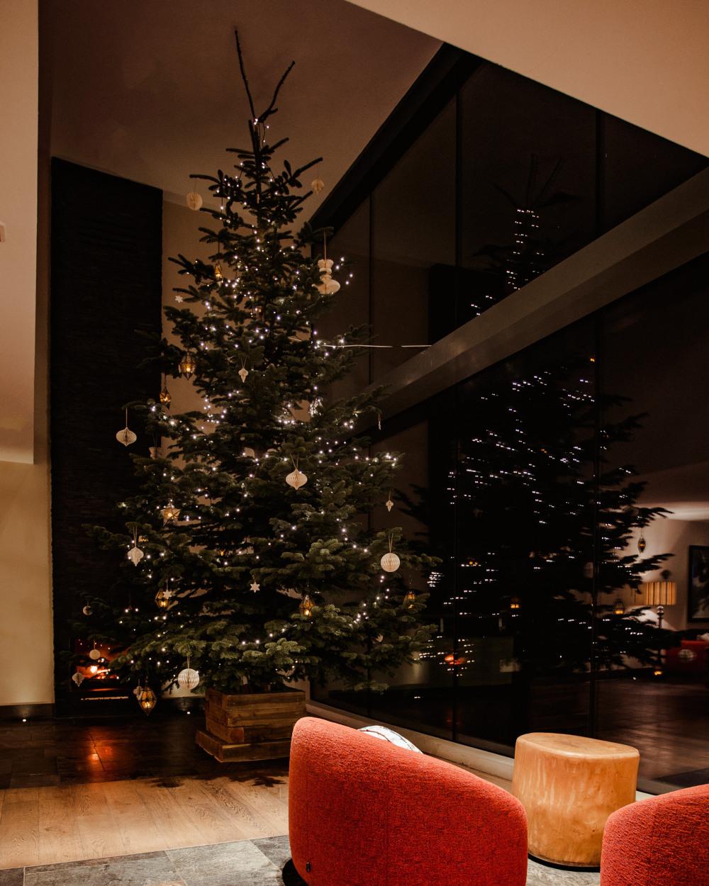 beautiful Christmas getaway