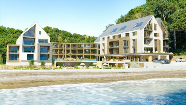 The Harbour Beach Club & Hotel is opening its doors on the 31st of July and it's going to be a beautiful haven for those visiting the beautiful county of Devon🙌🏼  Located near the crystal-clear waters of South Sands Beach, the hotel will feature 50 spacious bedrooms and suites, all with stunning views of the surroundings 😍  Home to an all-day dining restaurant with sweeping sea vistas, a laid-back beach bar, and an array of outdoor activities to enjoy right on its doorstep, this hotel will make an excellent destination for your next staycation!👏🏼